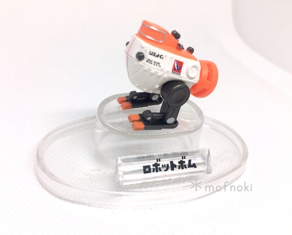 スプラトゥーンロボットボム