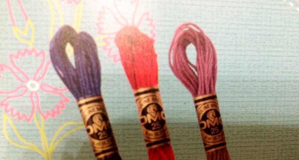 デアゴスティーニかわいい刺しゅう刺繍糸
