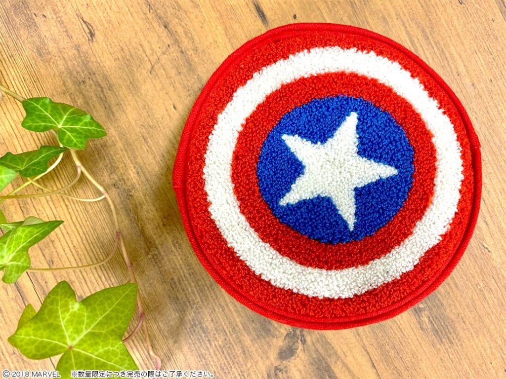 キャプテンアメリカのマーク