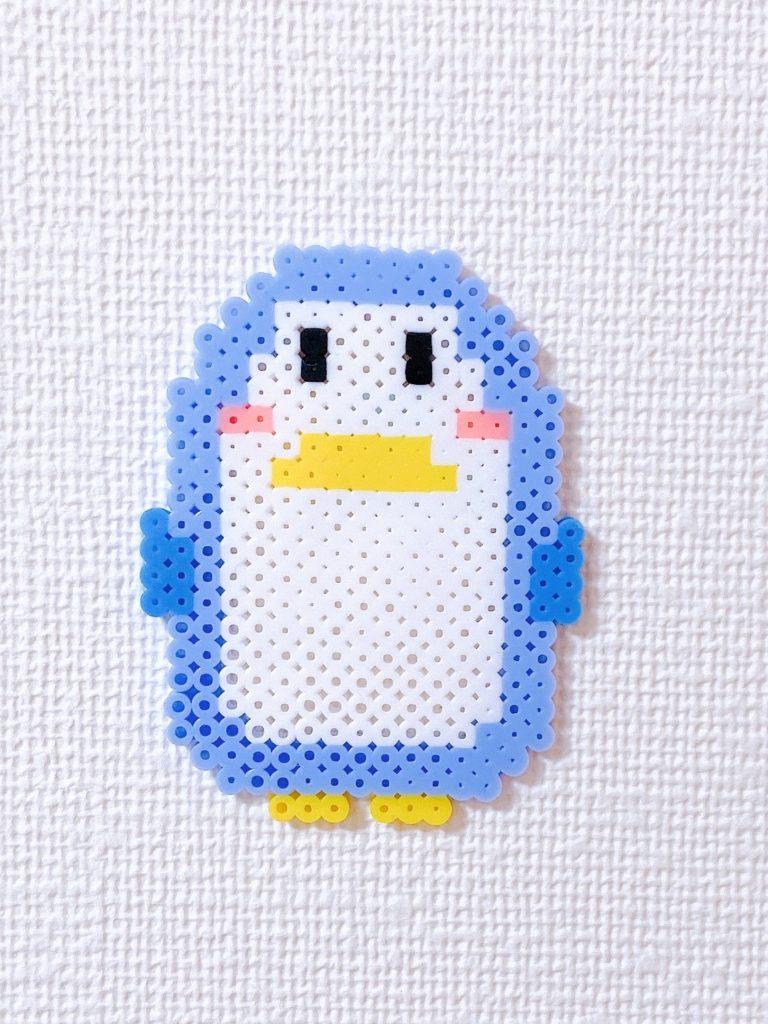 ペンギンアイロンビーズ